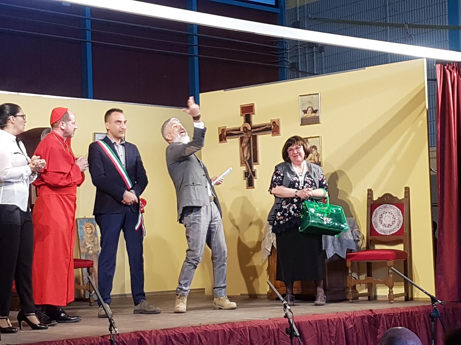 Compagnia Teatrale La Maschera della Polisportiva Case Nuove di Perugia
