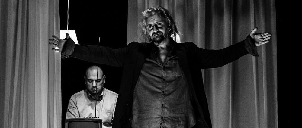"""Ascanio Celestini a teatro con """"Pueblo"""""""