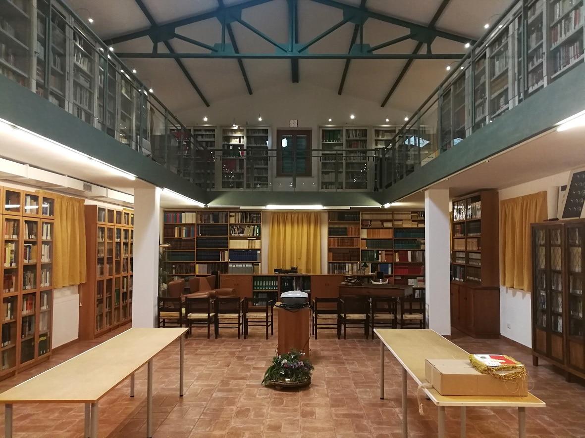 La Biblioteca di Paolo Maffei