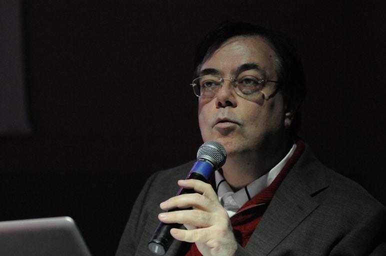 Il musicologo Marcello Piras