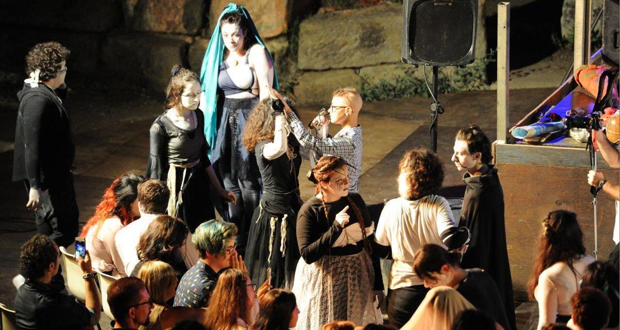 """Lo spettacolo """"Judas, the guess"""" al Teatro Sociale di Amelia"""