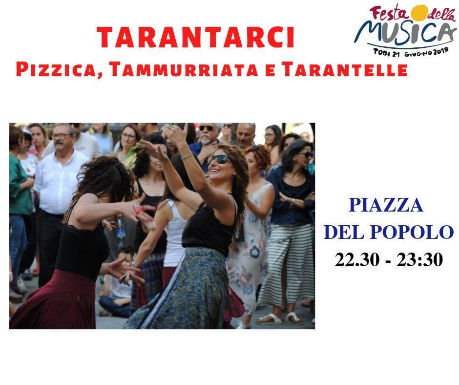 locandina Tarantarci 2019 a Todi