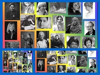 locandina eventi donne nel mondo