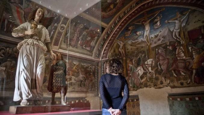 Arte in Valnerina, Tobiolo e l'Arcangelo