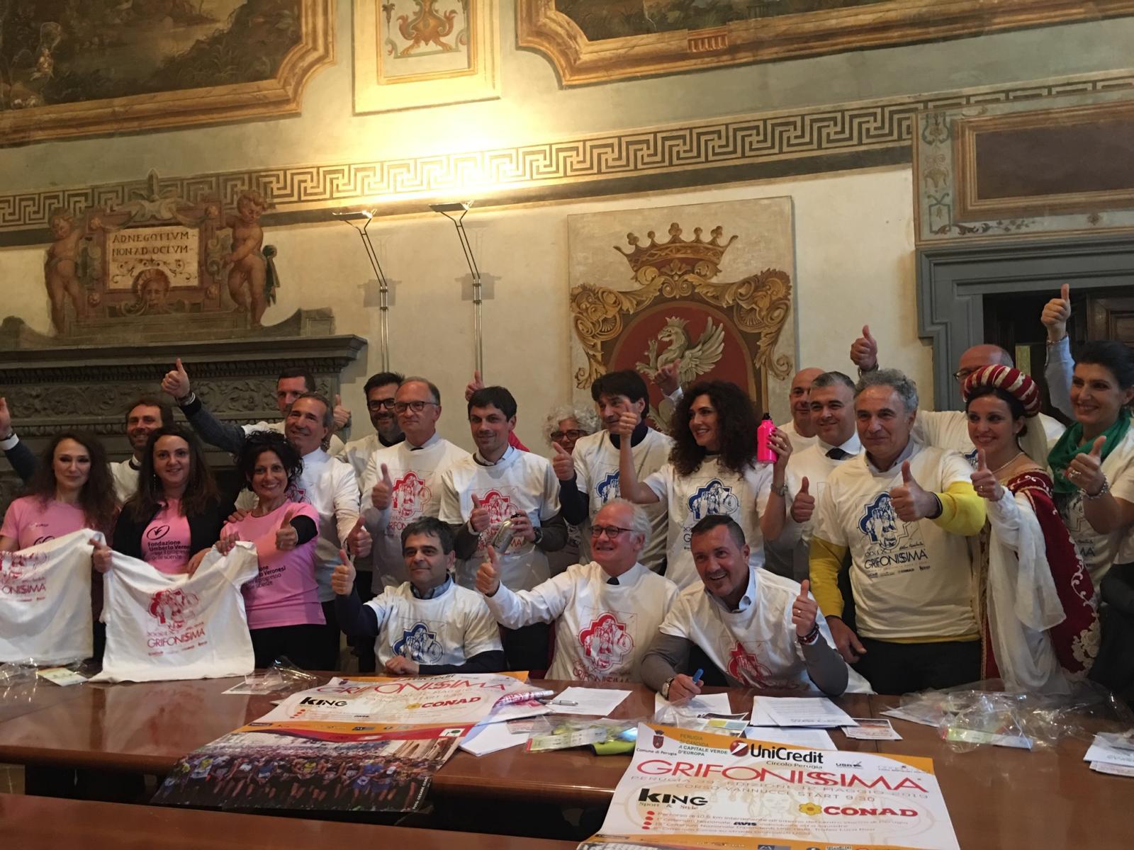 La fondazione CariPeugia Arte e Grifonissima insieme per l'iniziativa Corri la Grifonissima ed entra al museo a prezzi ridotti