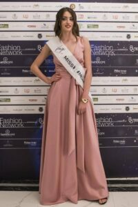 Martina Marchi, miss Vitality