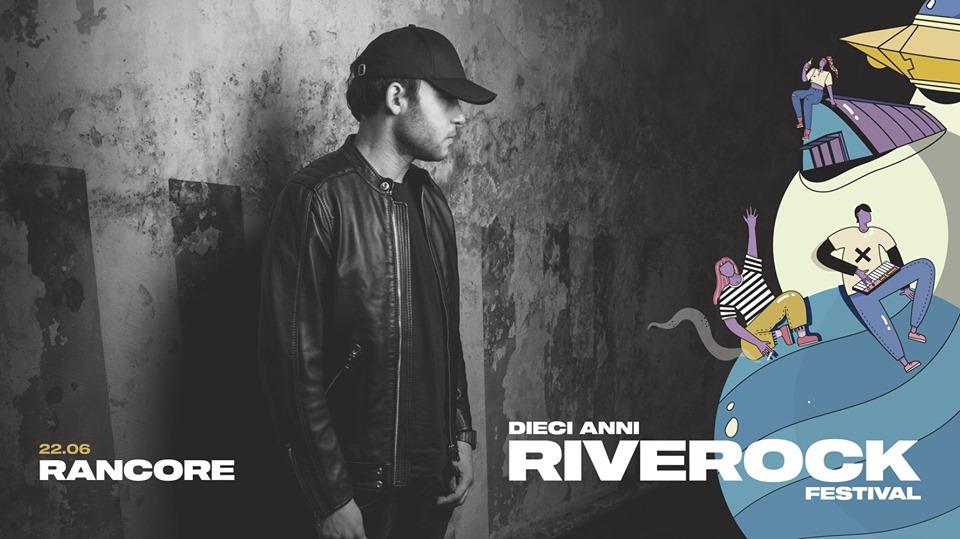 nella fotografia rancore al Riverock Festival