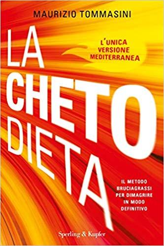 """Copertina del libro """"La Chetodieta"""""""