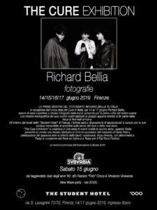 The Cure Exhibition di Richard Bellia
