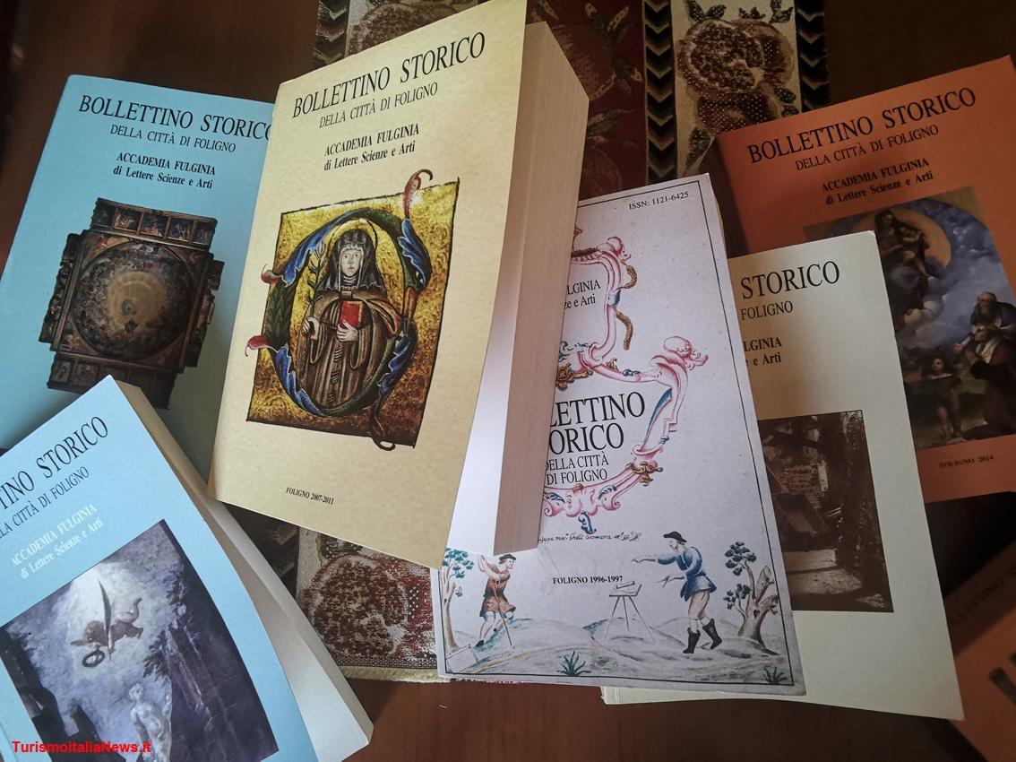 Bollettini Storici dell'Accademia Fulginia