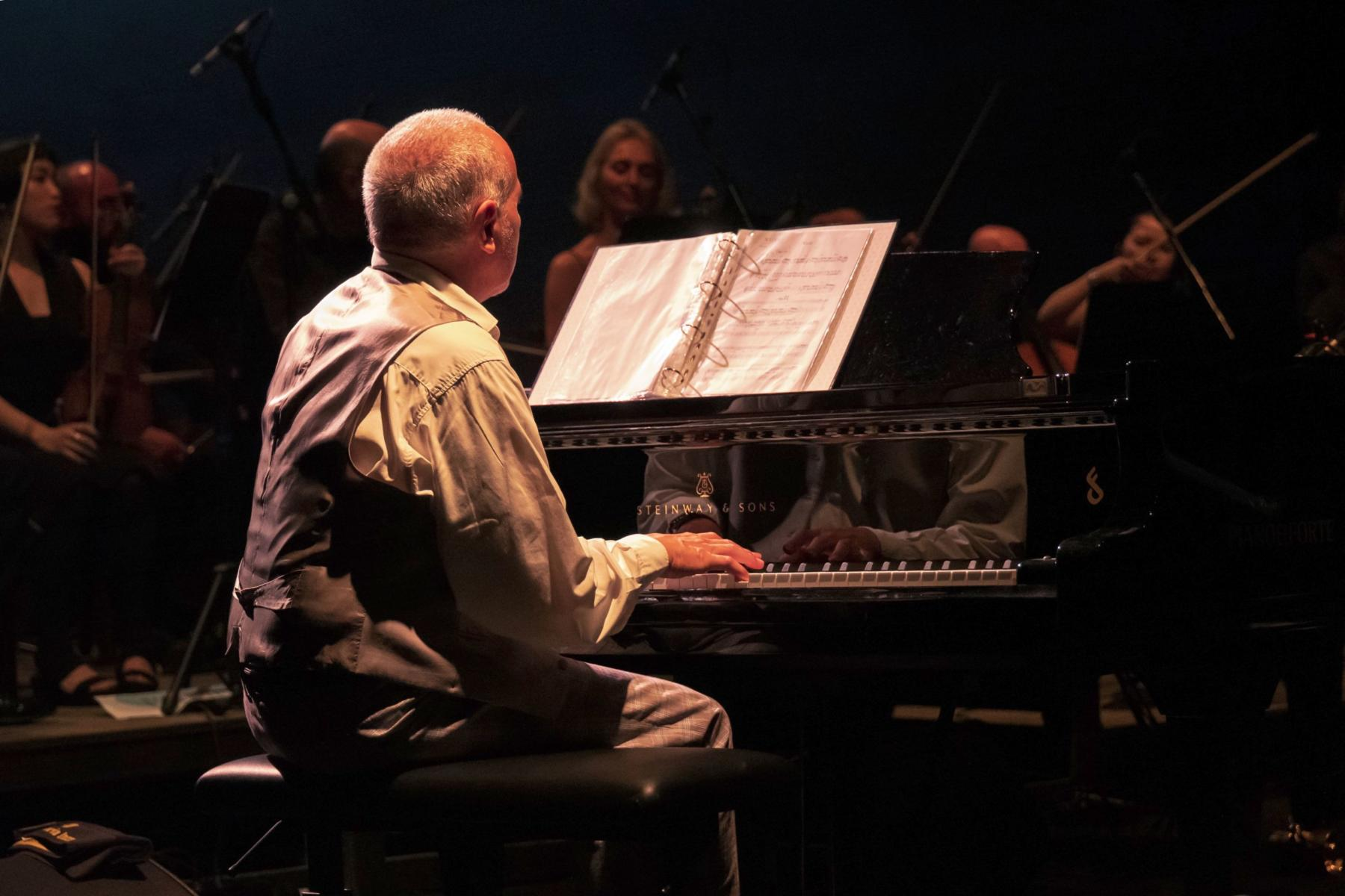 Gino Paoli e Danilo Rea al Teatro Morlacchi
