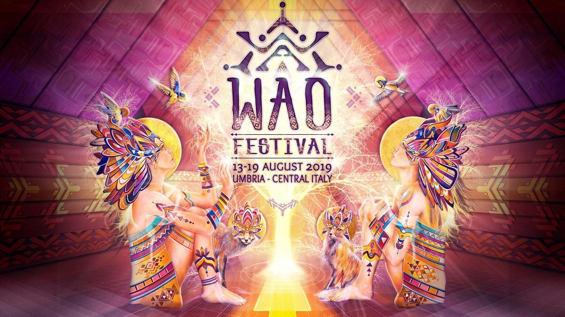 WAO Festival, sei giorni di musica elettronica a San Venanzo