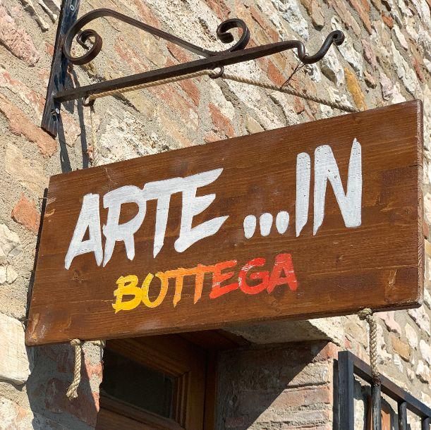 foto generica del bottega art festival a Corciano