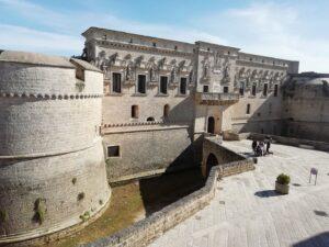 castello di corigliano d'otranto