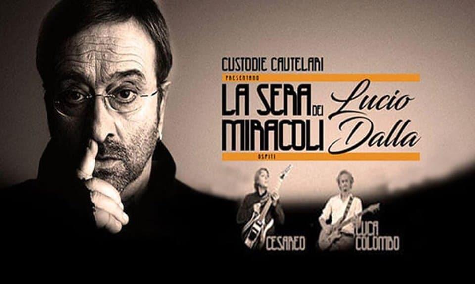 In… Canto d'Estate, a San Venanzo una serata dedicata a Lucio Dalla