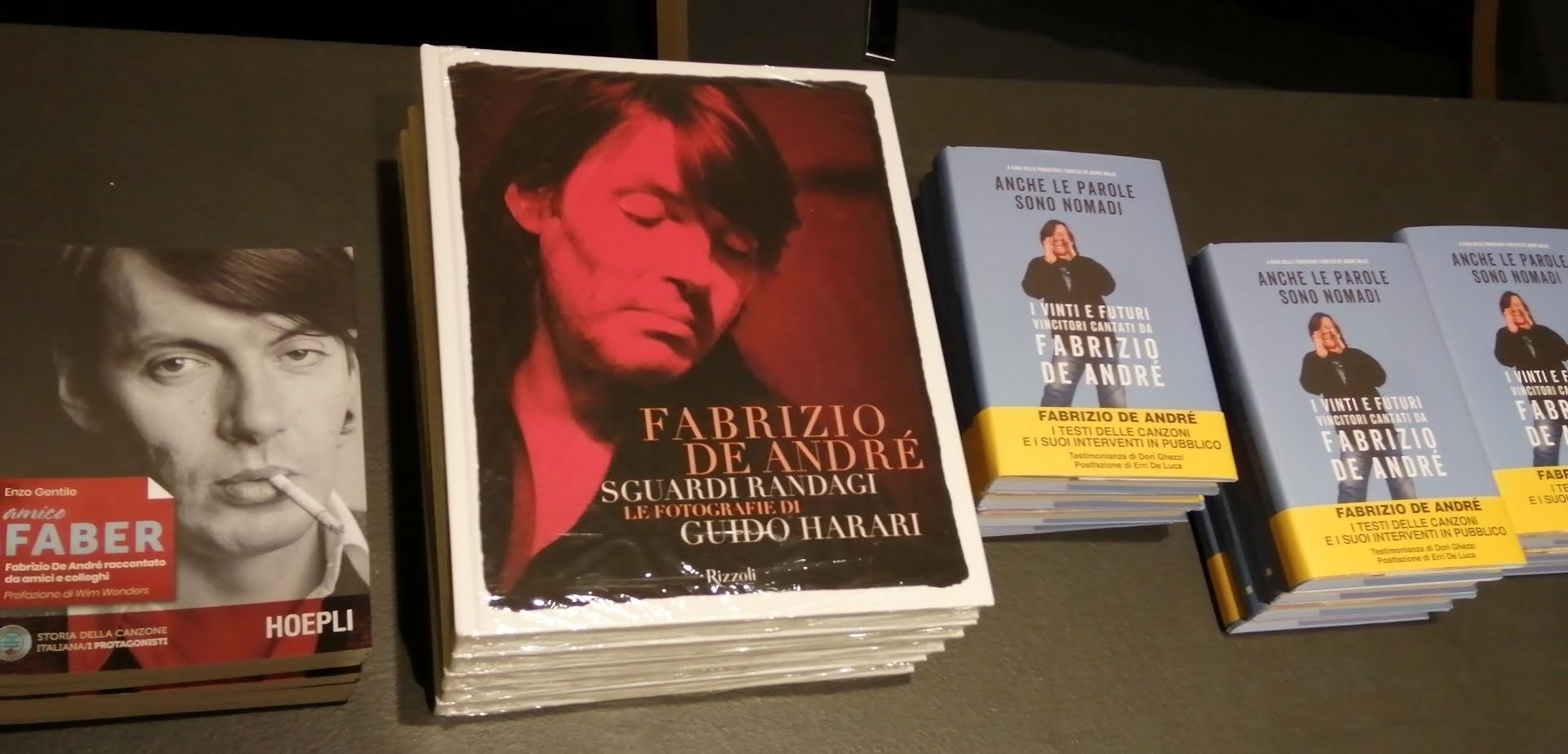 Omaggio a Fabrizio De André alla Galleria Nazionale Dell'Umbria