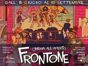 Cinema frontone