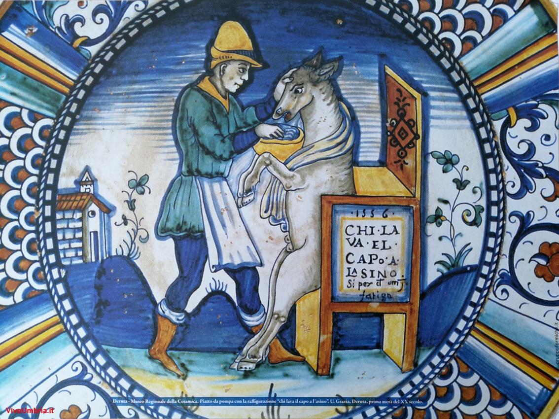 Museo Della Ceramica Di Deruta.Museo Regionale Della Ceramica Archivi Vivo Umbria