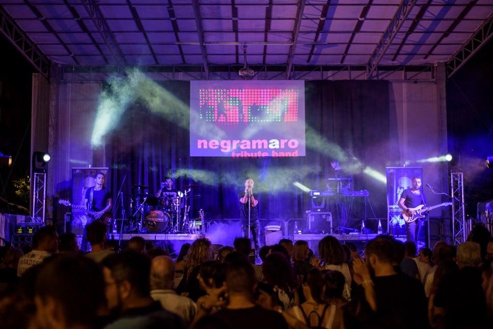 Sound Sisto Live, grande successo Negramaro Tribute Band (foto David Pettinacci)
