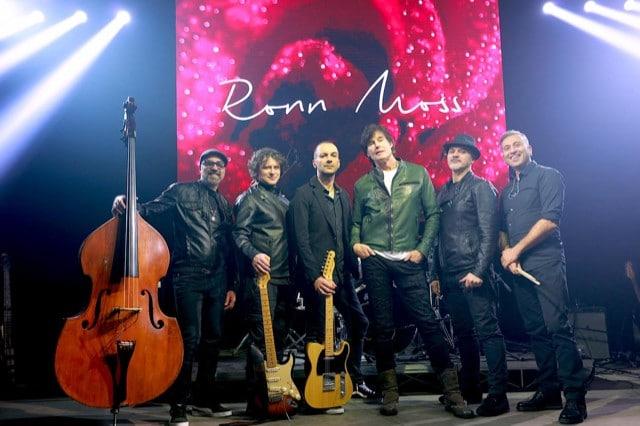 Perugia, sabato 14 settembre Ronn Moss in concerto al Barton Park