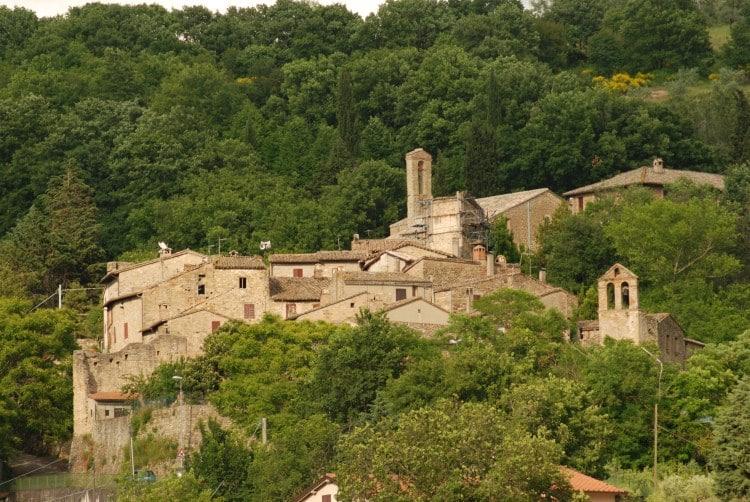 Visita guidata alla Rocca Sant'Angelo (Assisi)