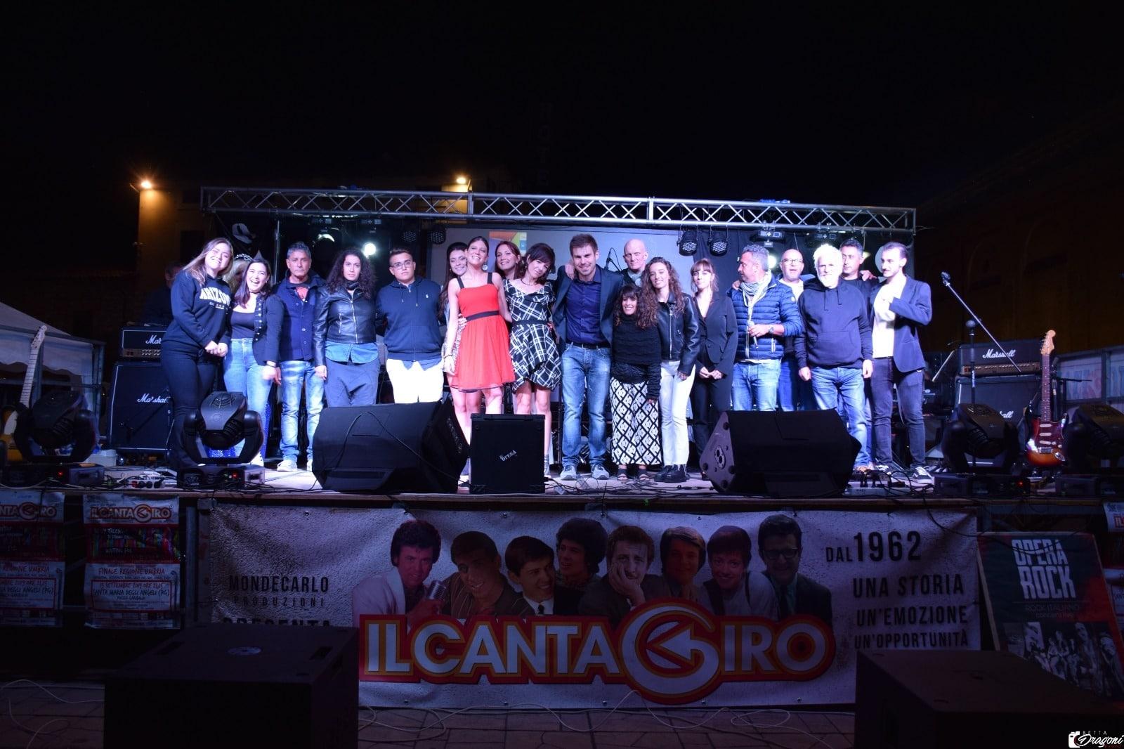 Cantagiro Umbria 2019, vince Valeria Mancini di Foligno
