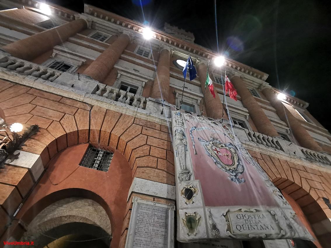 Il Palazzo Comunale di Foligno