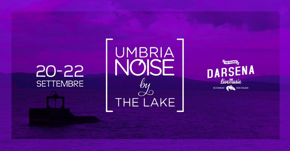 locandina umbria noise by the lake 2019