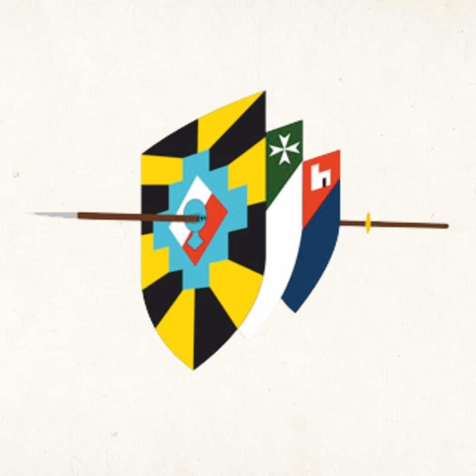 logo giostra dell'arme san gemini