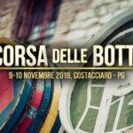 Il 9 e il 10 novembre torna la tradizionale Corsa delle Botti di Costacciaro