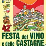 42° Festa del Vino e delle Castagne a San Martino in Colle