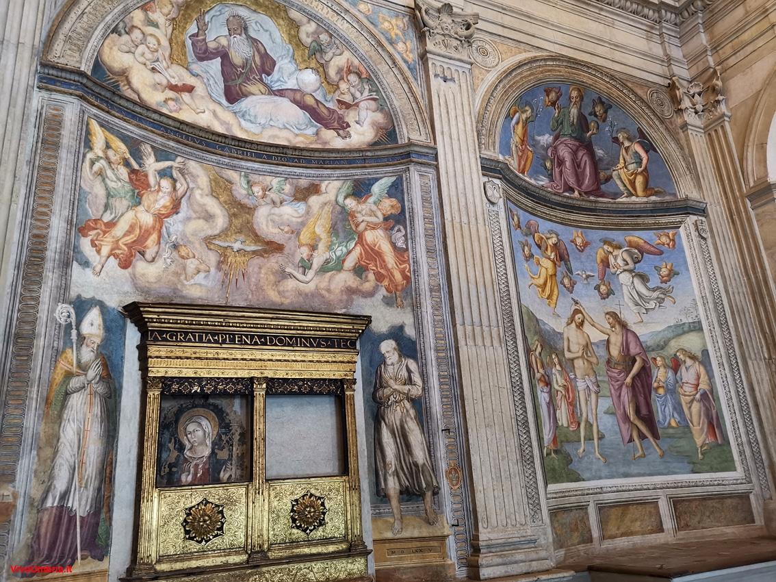 Oratorio della Nunziatella Foligno