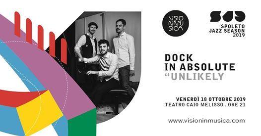 Locandina Spoleto Jazz Season Dock In Absolute Unlikely