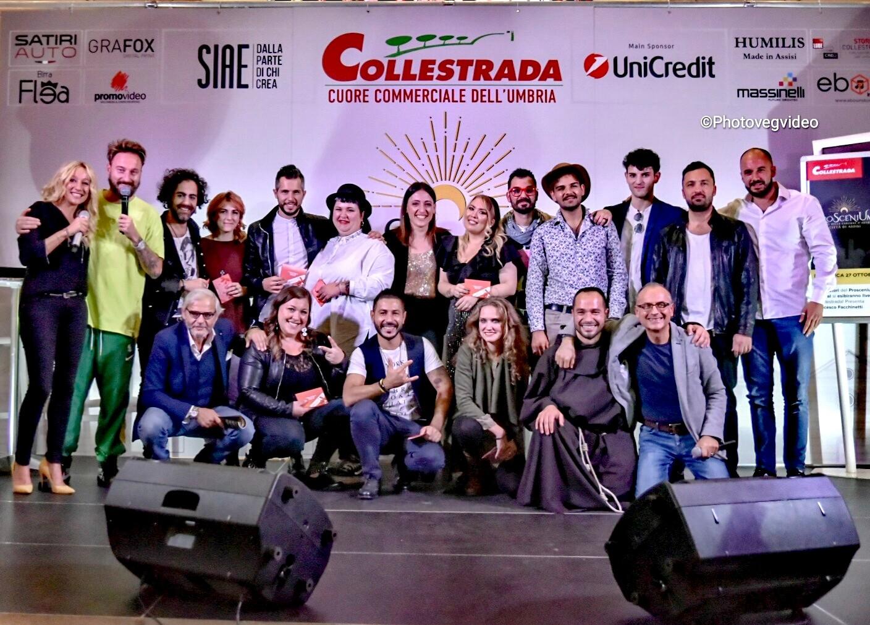 Francesco Facchinetti elogia il ProSceniUm al centro Collestrada