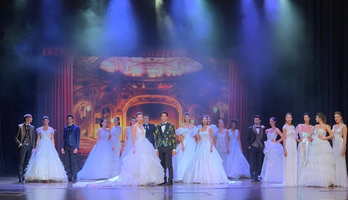"Assisi, grande successo per ""The Greatest Wedding Show"""