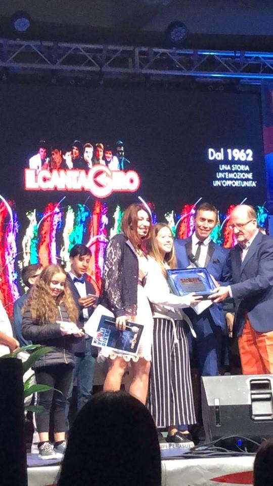 Cantagiro 2019, Stella Merano di Fossato di Vico vince la categoria Junior