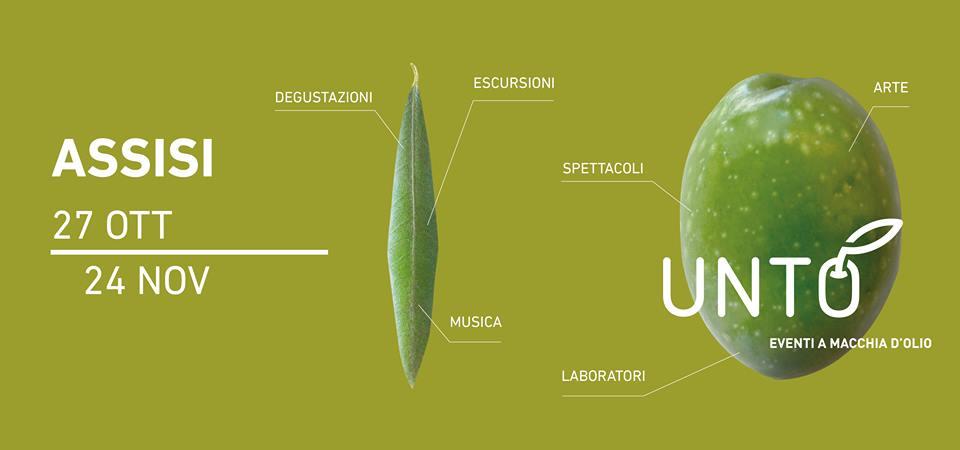 locandina UNTO Assisi 2019