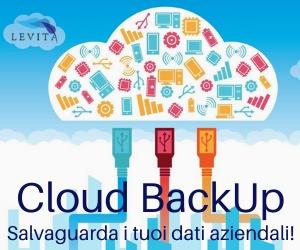 Cloud Backup Levita
