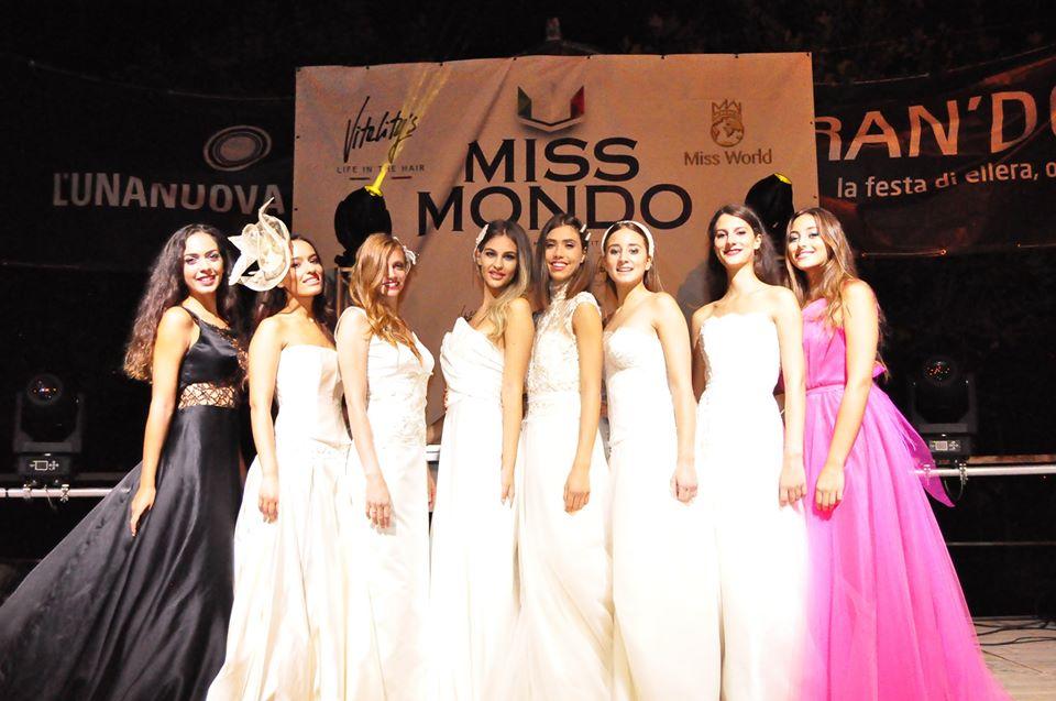 Corciano, al Gherlinda la seconta selezione di Miss Mondo Umbria