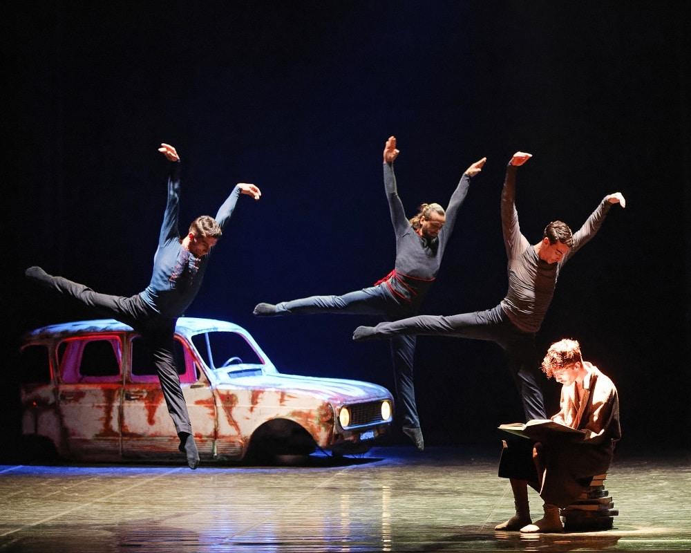 Io Don Chisciotte al Teatro Morlacchi