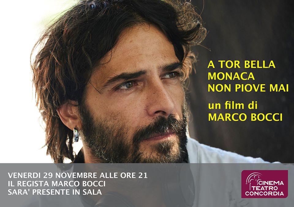Marco Bocci venerdì 29 novembre sarà al Teatro Concordia di Marsciano
