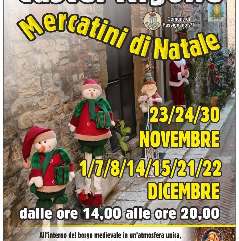 Mercatini di Natale a Castel Rigone