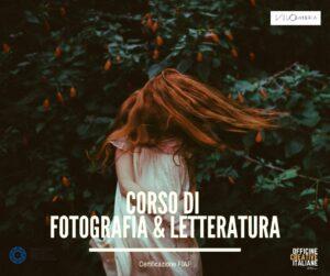 workshop di fotografia e letteratura