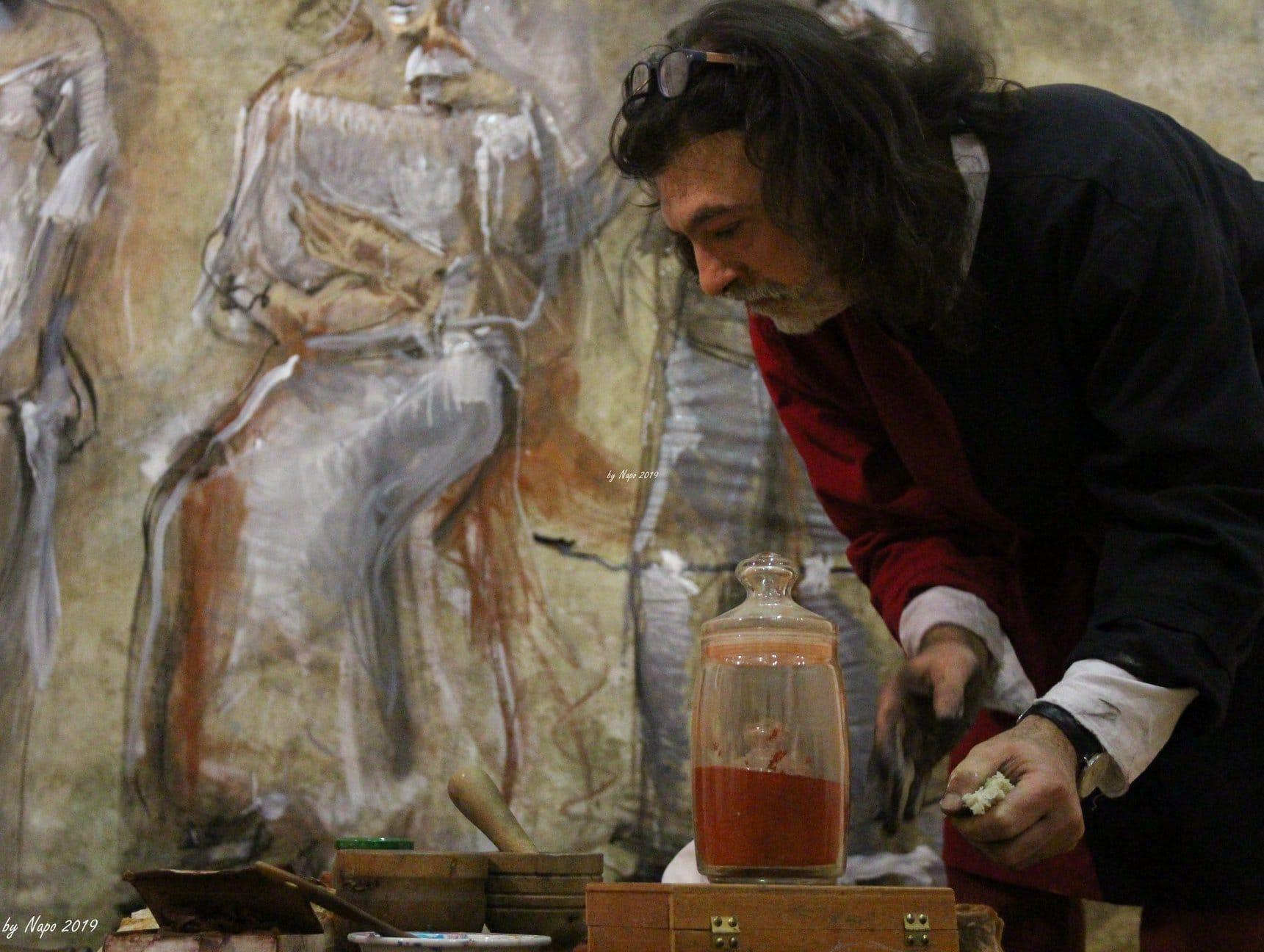 Igor Borozan x Leonardo - Ph. Mario Napoletti
