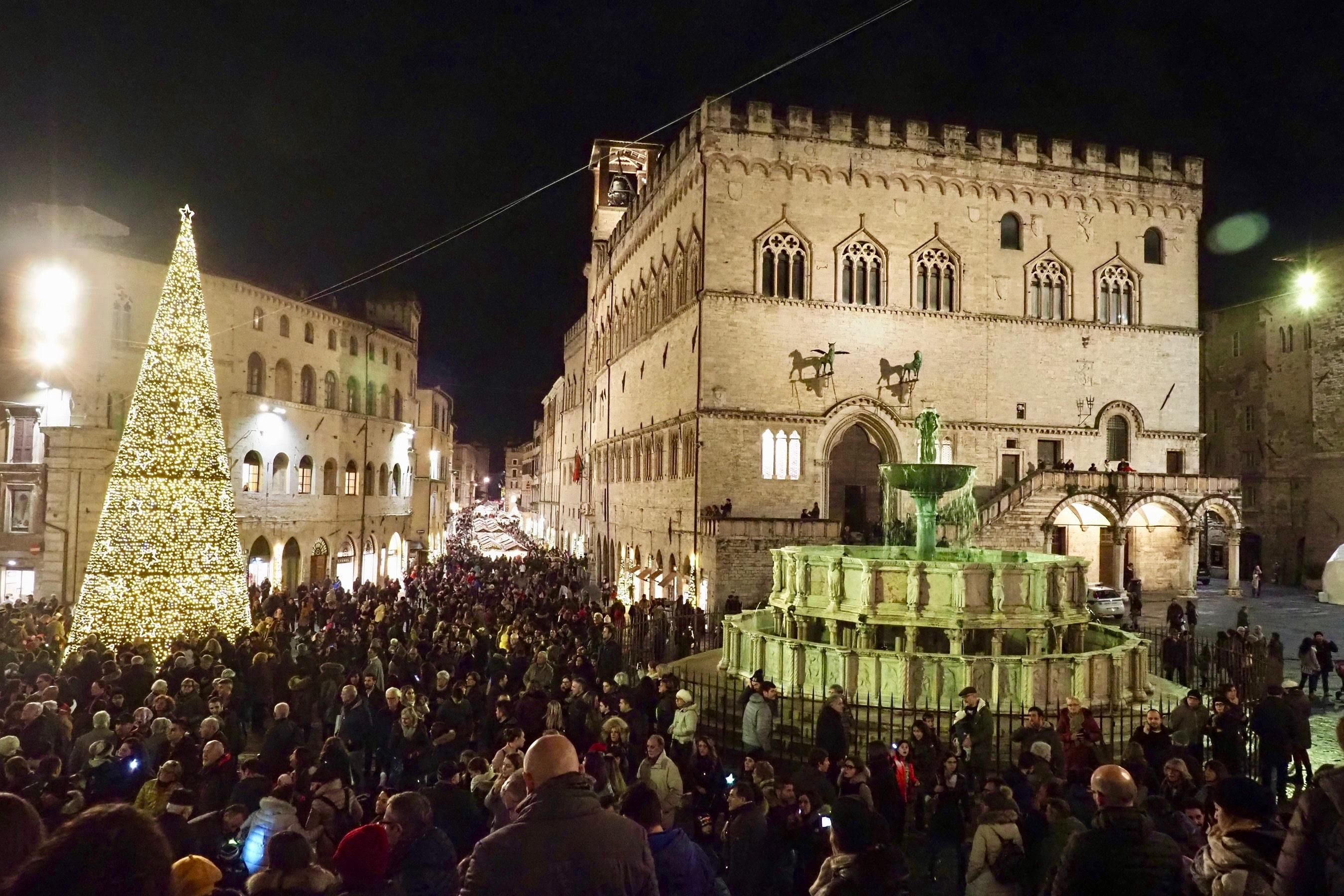 Perugia, tanti gli eventi in programma in attesa dell'arrivo della Befana