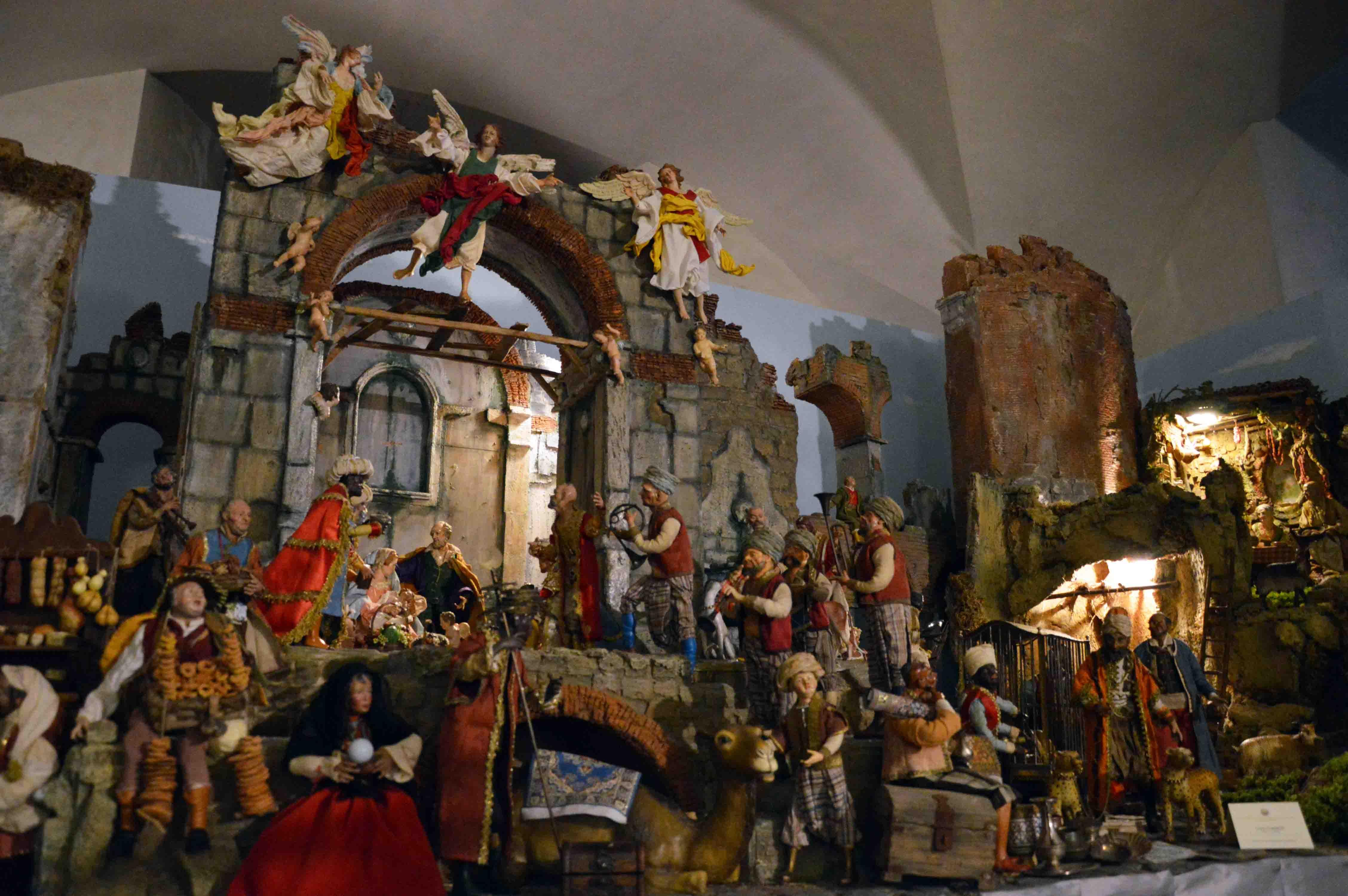 Città di Castello, al via la Mostra Internazionale di arte presepiale