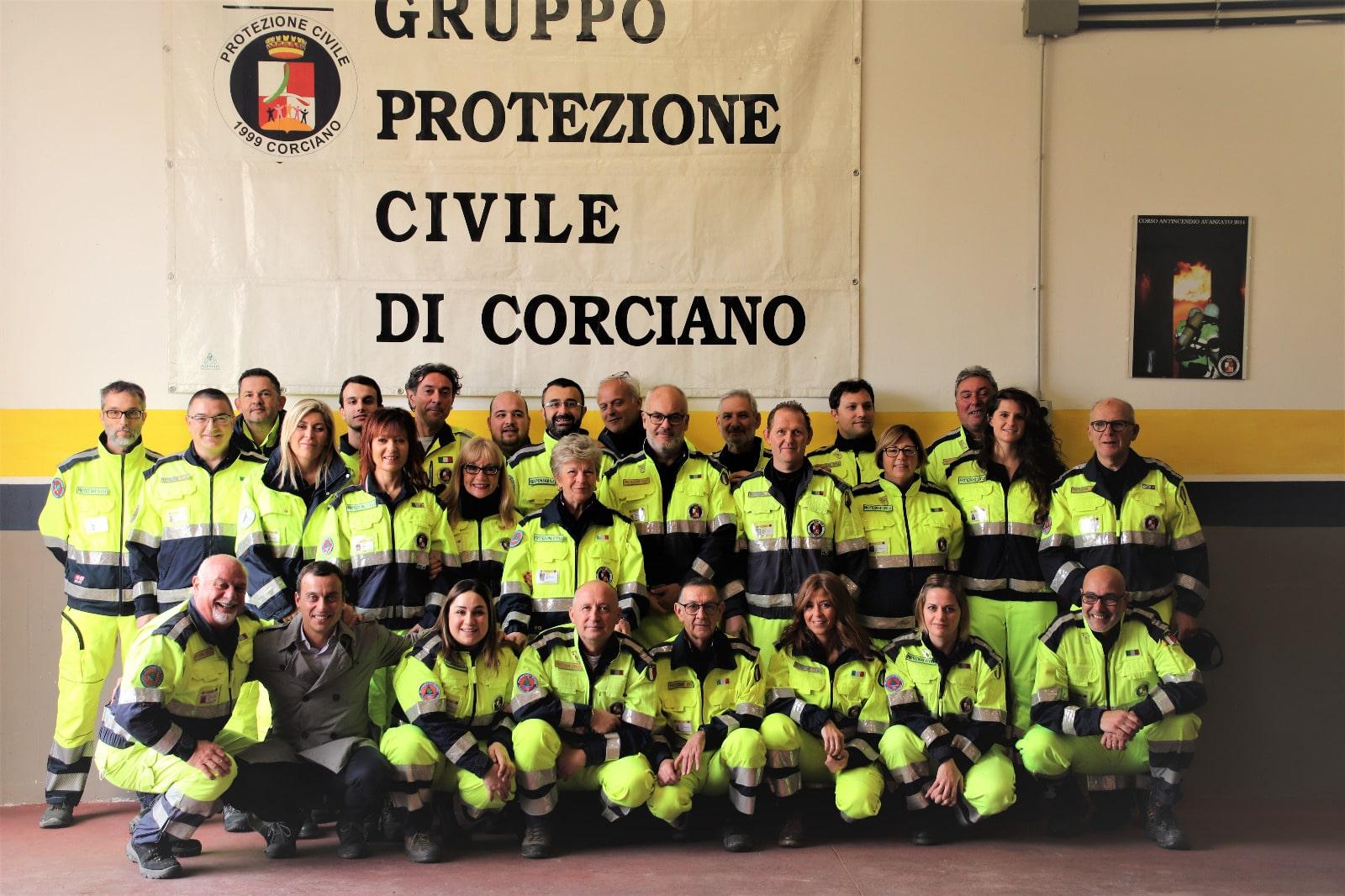 Gruppo di Protezione Civile di Corciano