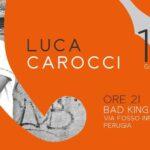 locandina QuIndie primo appuntamento Luca Carocci