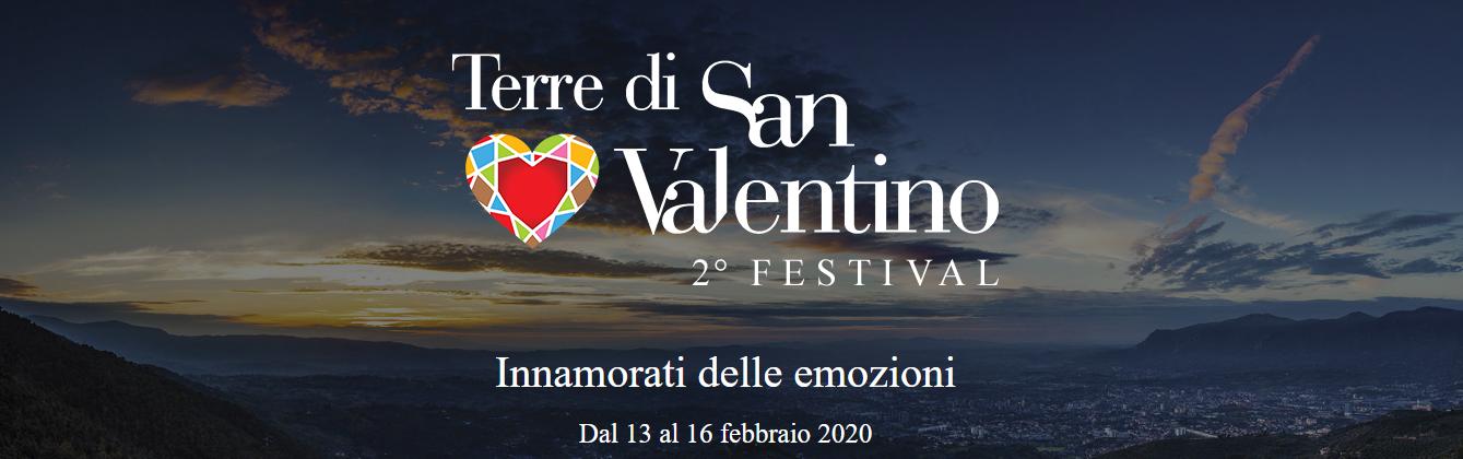 locandina Terre di San Valentino Festival 2020