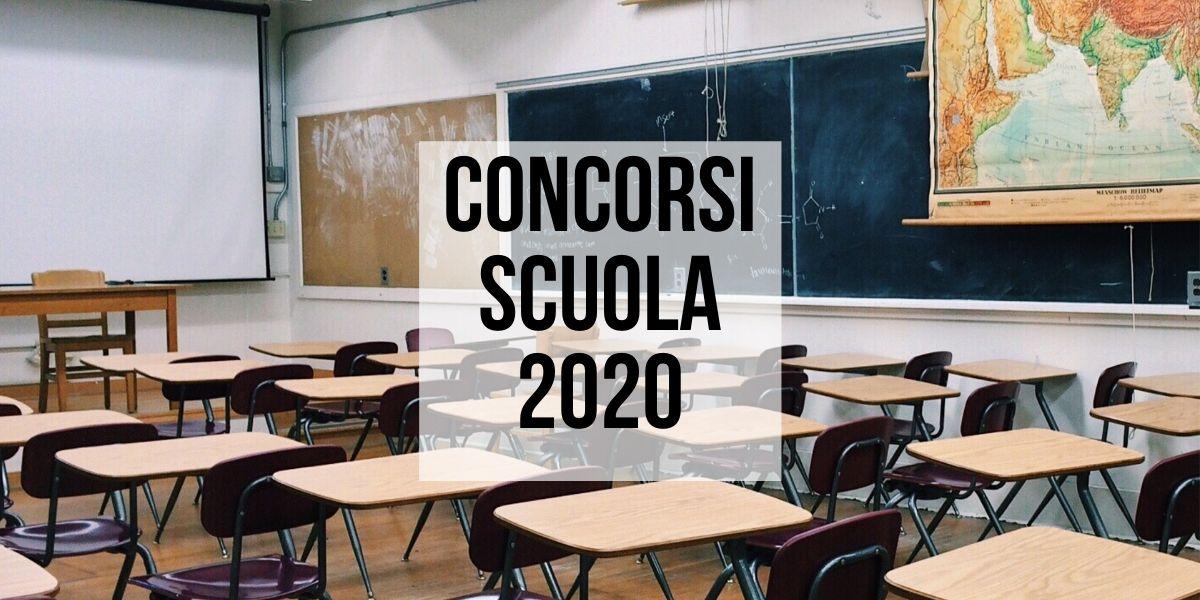 Concorsi-scuola-2020